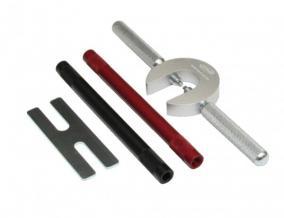 Werkzeug-Set zum Wechseln der Gabelfedern