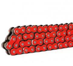 S-TECH KETTE 520HRT super verstärkt rot 118G
