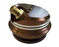 High-Volume Gas Cap - KXF450/WR450, braun