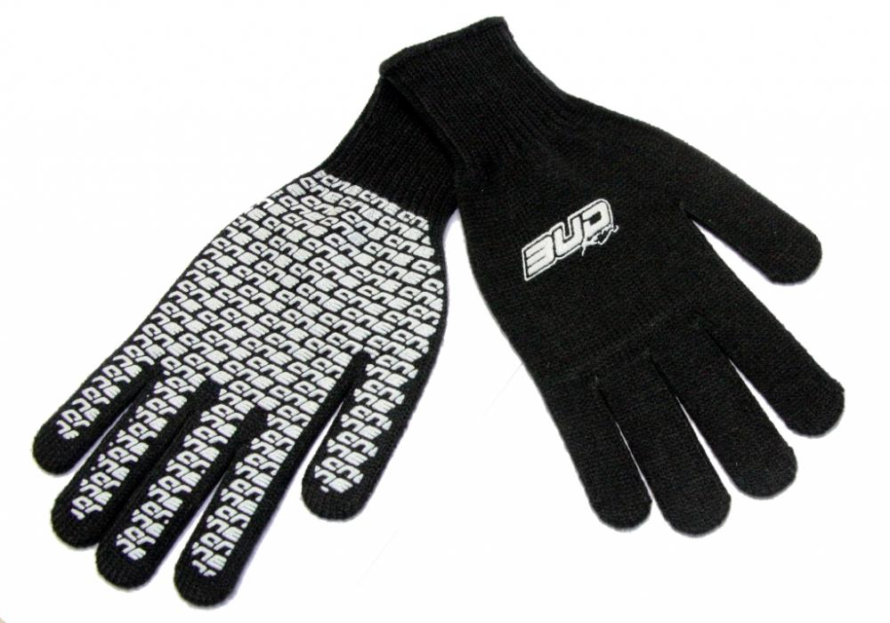 BUD RACING Mechaniker Handschuhe Ausführung=schwarz - MX-Special-Parts Onlineshop für MX Motocross Enduro Sport