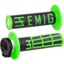ODI Lock-On EMIG Schraub-Griffe 4T schwarz/grün
