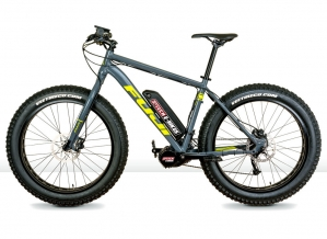 S-TECH PADDOCK E-BIKE - 1600WATT