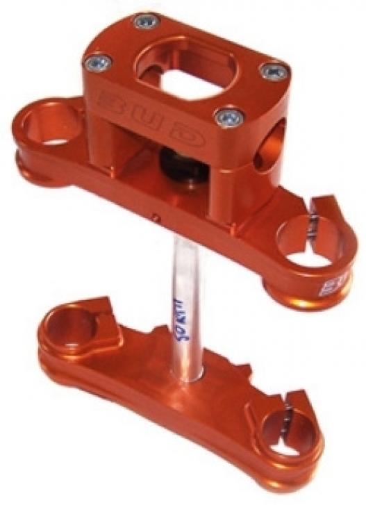 BUD Racing Gabelbrücke KTM Ausführung=SX 85 (14-15) standard Offset orange - ONeal Onlineshop Wolfgang Fleisch