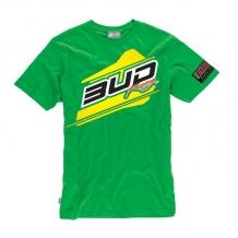 BUD RACING T-Shirt Jump grün