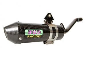 BUD Carbon Endschalldämpfer Honda CR125
