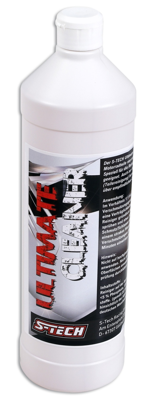 S-TECH ULTIMATE CLEANER 1 Liter - S-TECH ULTIMATE CLEANER 1 Liter