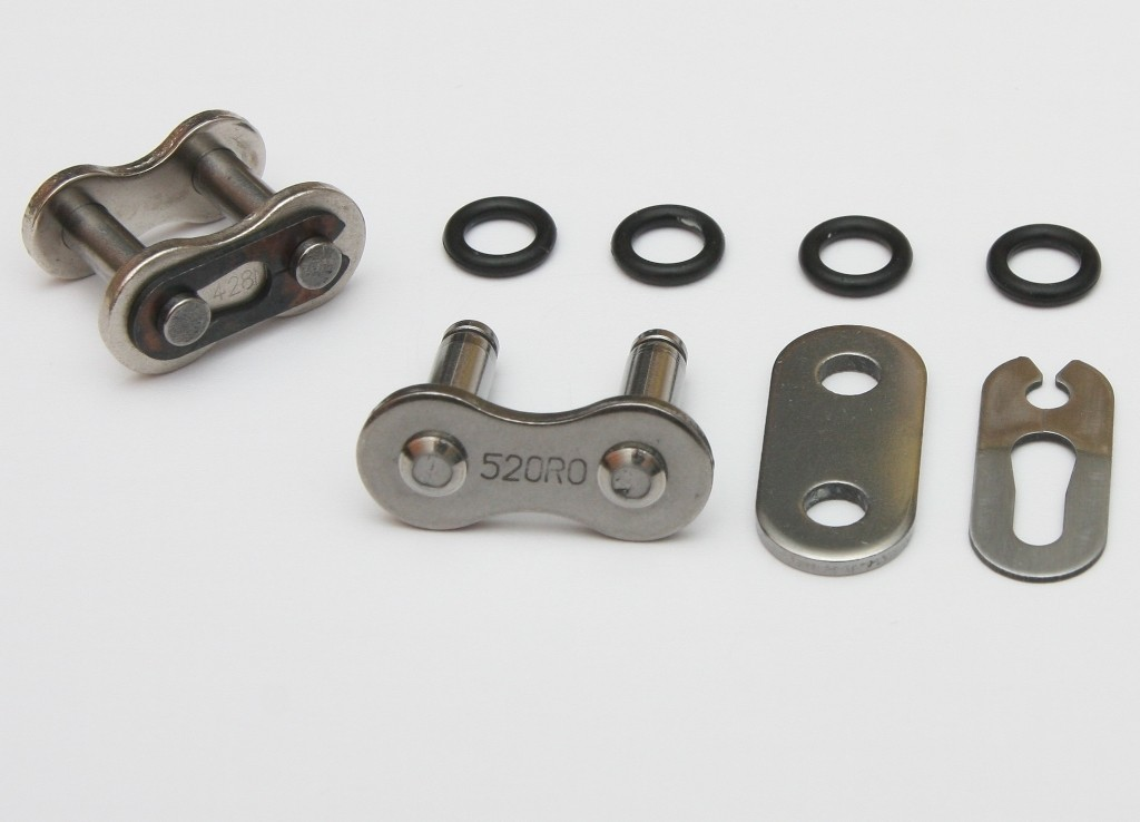 S-TECH Ketten-Clipschloß 520 HRT, GRÜN - MX-Special-Parts Onlineshop für MX Motocross Enduro Sport