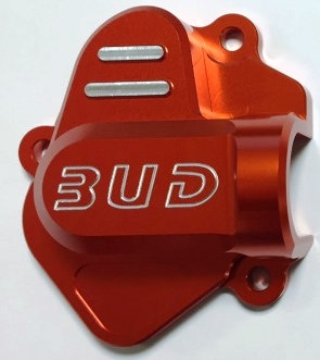 ALS COVER KTM SX/TC/MC 85 ORANGE (RECHTS)