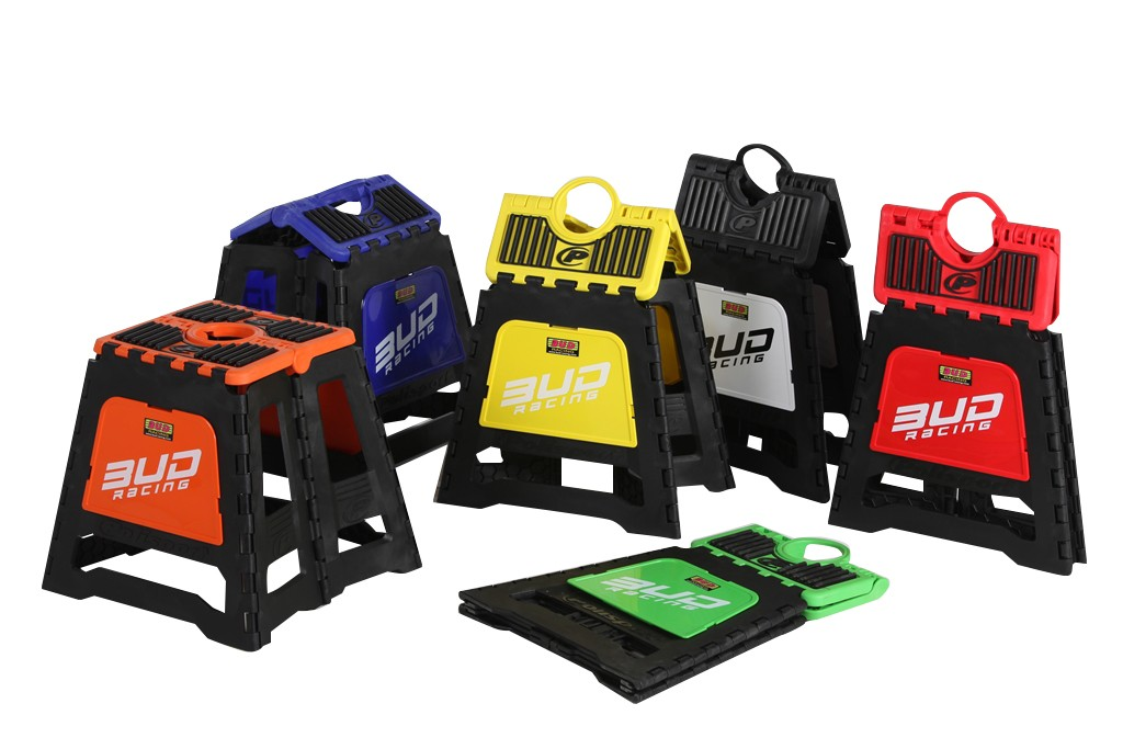 BUD Motorradständer klappbar - MX-Special-Parts Onlineshop für MX Motocross Enduro Sport