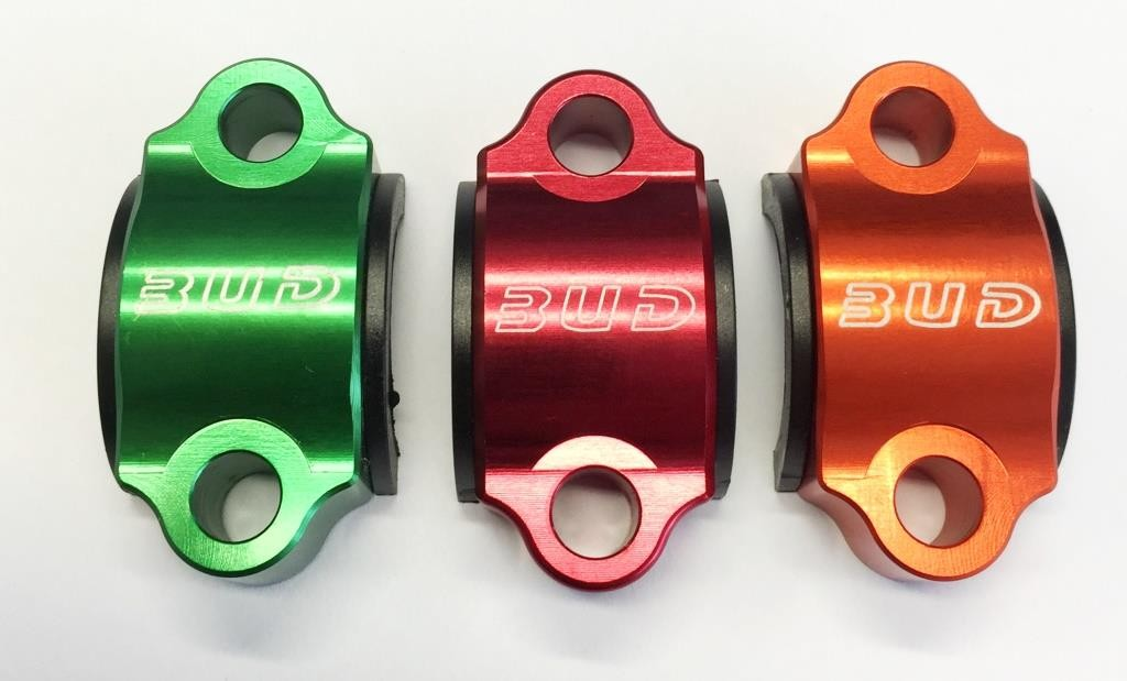BUD RACING Slider-Klemme - MX-Special-Parts Onlineshop für MX Motocross Enduro Sport