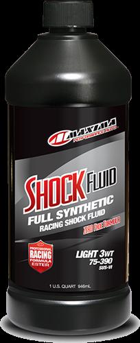 Maxima RACING SHOCK FLUID-Racing Stoßdämpferöl 1 L - MX-Special-Parts Onlineshop für MX Motocross Enduro Sport