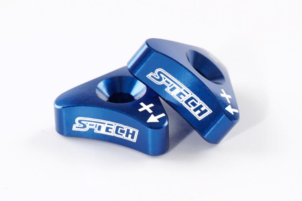 S-TECH FACTORY DRUCKSTUFENADJUSTER WP BLAU - MX-Special-Parts Onlineshop für MX Motocross Enduro Sport