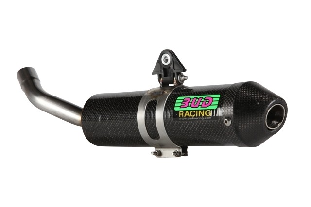 BUD Carbon Endschalldämpfer KTM SX 65 (09-15) - MX-Special-Parts Onlineshop für MX Motocross Enduro Sport