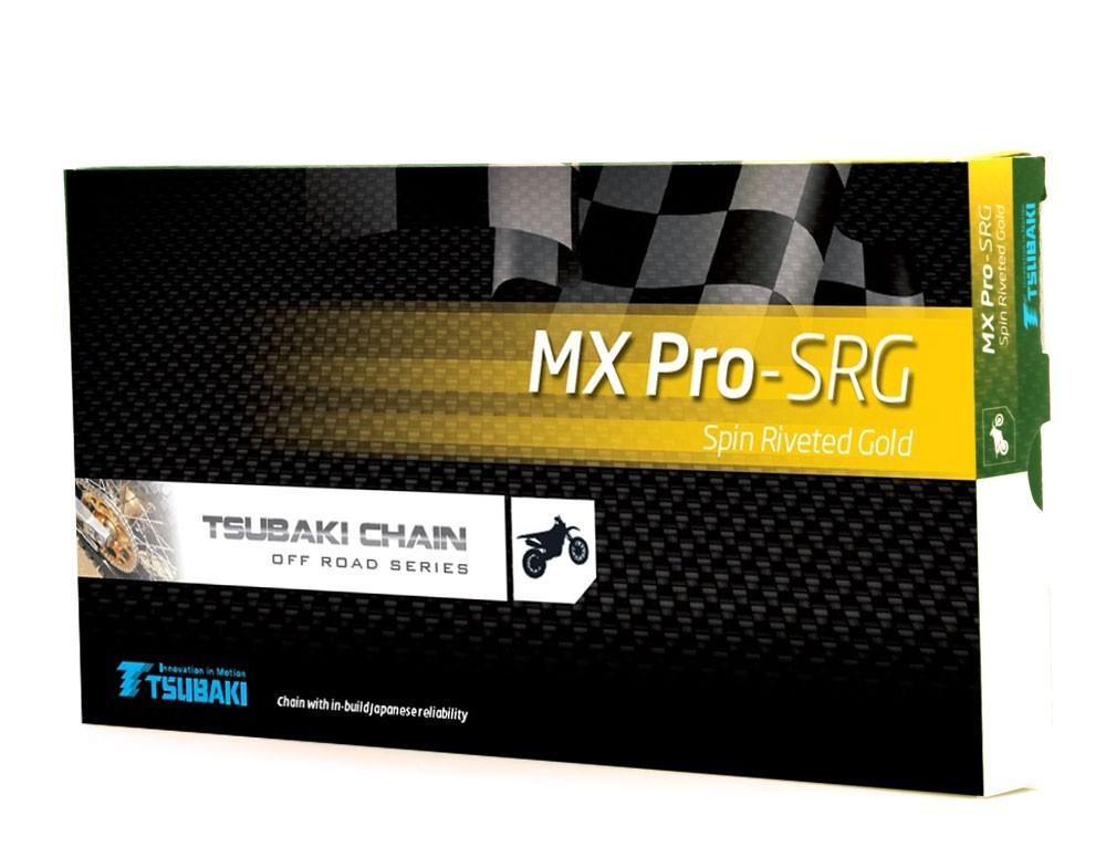 TSUBAKI KETTE 428 MX PRO 2 - 130 Links - MX-Special-Parts Onlineshop für MX Motocross Enduro Sport