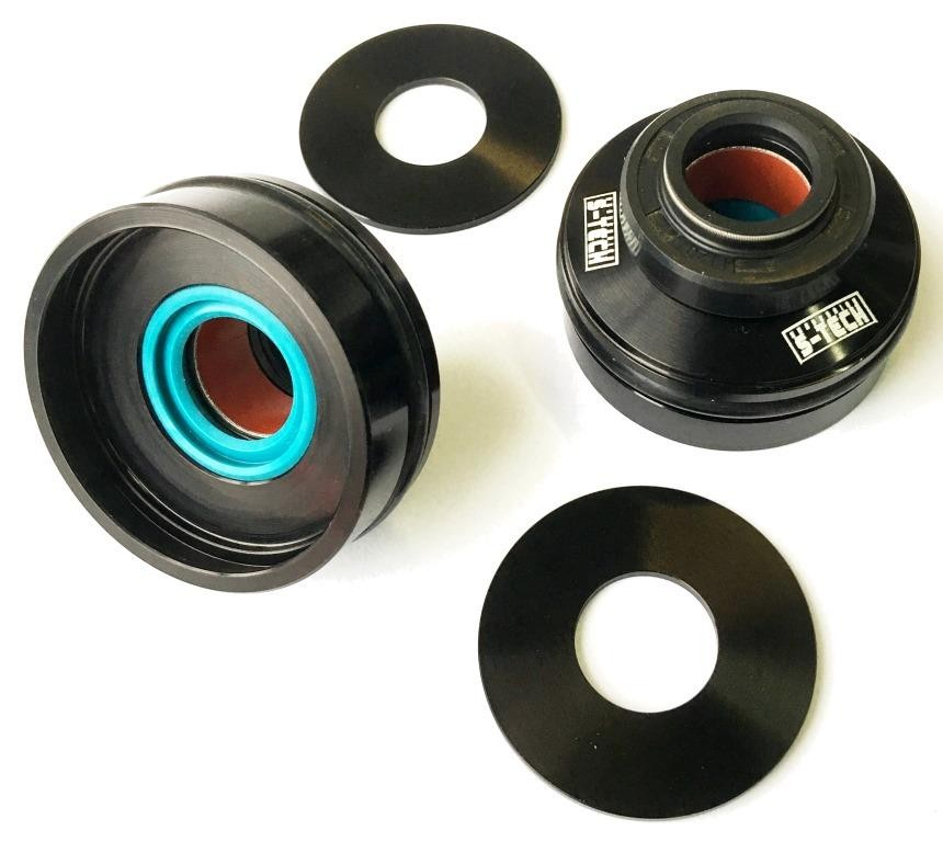 Dichtkopf-Kit 50x18 mm (WP) (runder Clip) - MX-Special-Parts Onlineshop für MX Motocross Enduro Sport