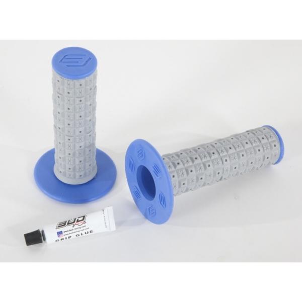 BUD ISDE Soft Compound Griffe grau/blau