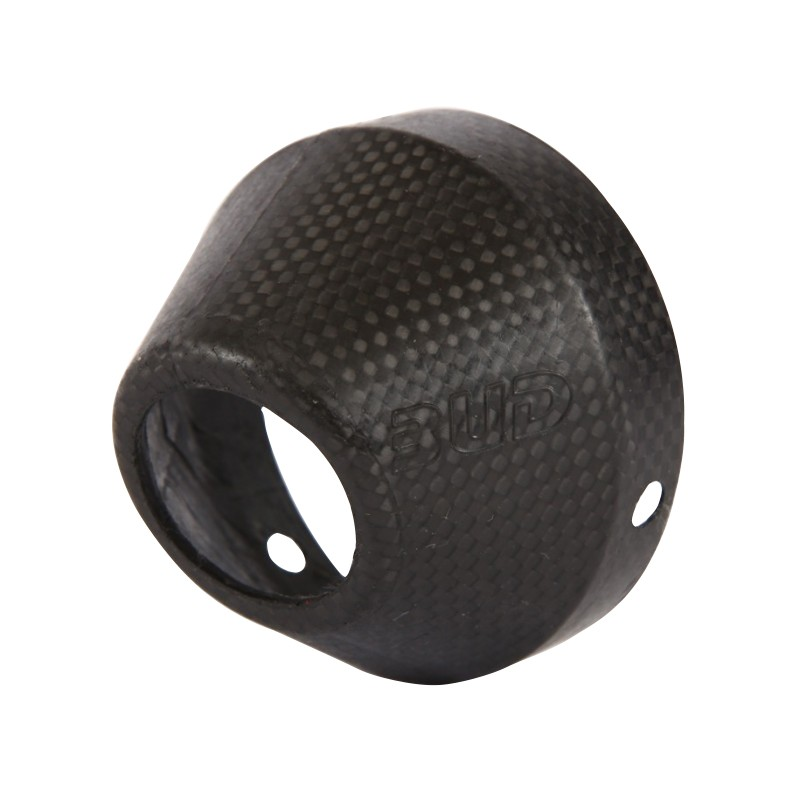 Endkappe für BUD Carbon Endschalldämpfer - MX-Special-Parts Onlineshop für MX Motocross Enduro Sport