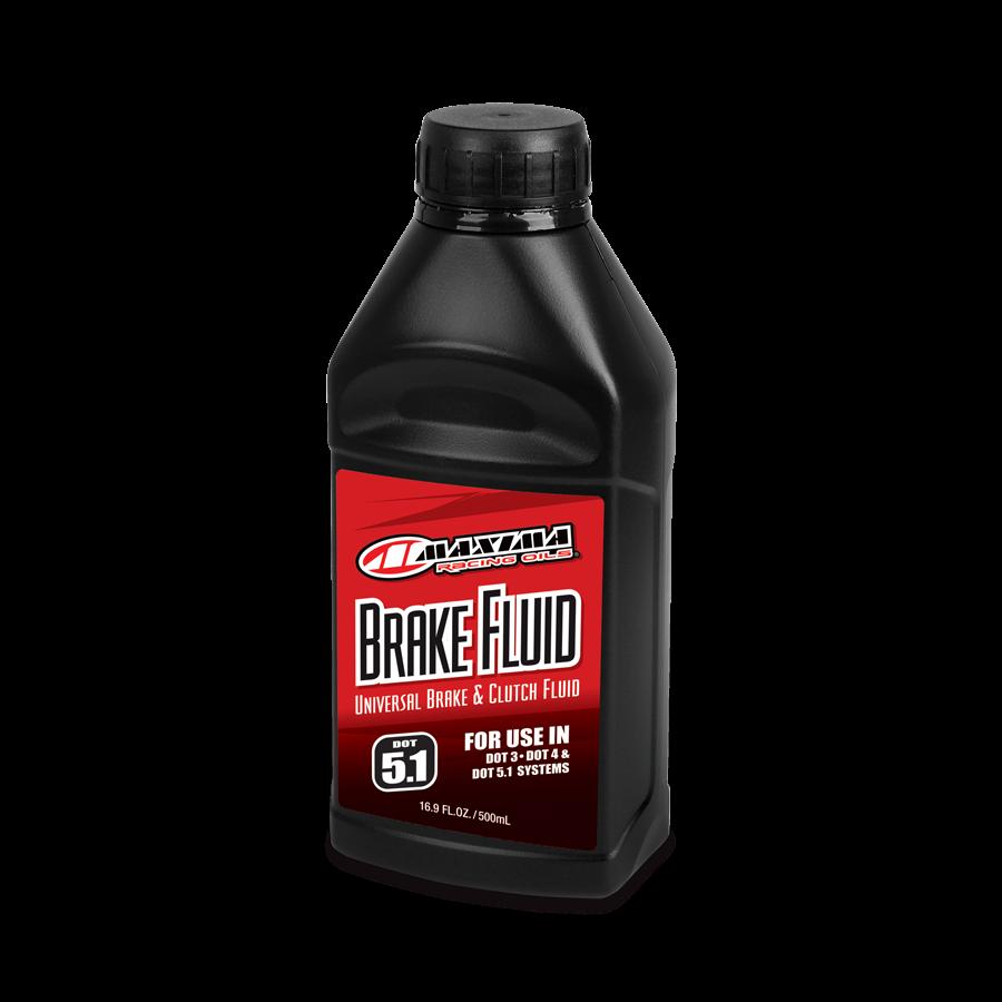 Maxima UNV BRAKE FLUID - Bremsflüssigkeit DOT 5.1 - MX-Special-Parts Onlineshop für MX Motocross Enduro Sport
