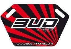 Pitboard Bud Racing incl.Stift schwarz/rot - MX-Special-Parts Onlineshop für MX Motocross Enduro Sport