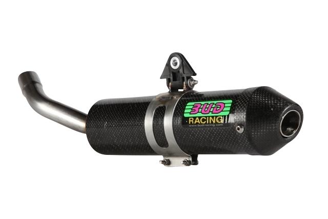 BUD Carbon Endschalldämpfer KTM SX 65 (2016-) - MX-Special-Parts Onlineshop für MX Motocross Enduro Sport