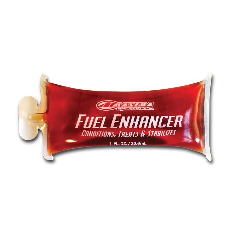 Maxima FUEL ENHANCER- Kraftstoffverbesserer - MX-Special-Parts Onlineshop für MX Motocross Enduro Sport