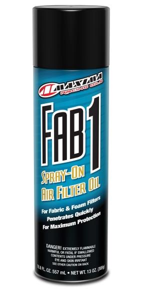 Maxima FAB 1 - Luftfilteröl (Spray)