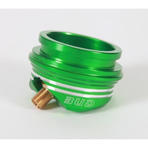High-Volume Gas Cap - KXF450, grün