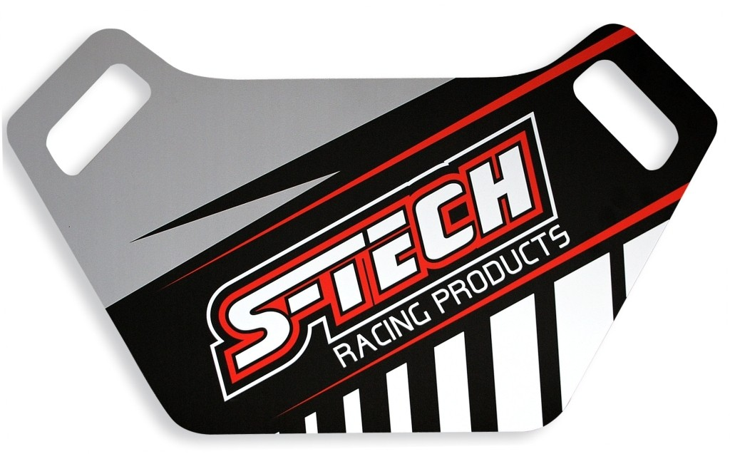 S-TECH RACING PITBOARD INCL STIFT - MX-Special-Parts Onlineshop für MX Motocross Enduro Sport