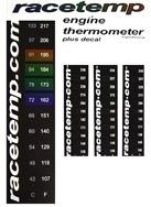 Temperatur-Aufkleber aus Flüssigkristall, 3 Stück - MX-Special-Parts Onlineshop für MX Motocross Enduro Sport