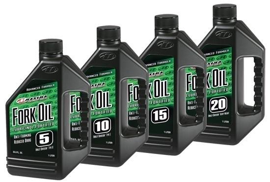 Maxima FORK OIL STANDARD - Gabelöl 1 Liter - MX-Special-Parts Onlineshop für MX Motocross Enduro Sport