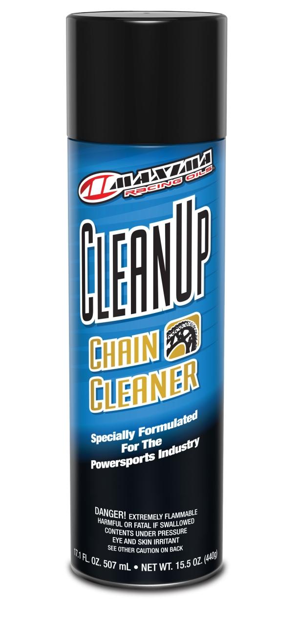 Maxima CLEAN UP - Vielzweckreiniger, -entfetter - MX-Special-Parts Onlineshop für MX Motocross Enduro Sport