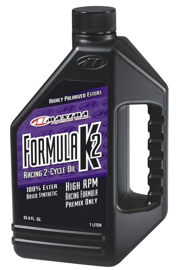Maxima FORMULA K2 - 1 Liter - MX-Special-Parts Onlineshop für MX Motocross Enduro Sport
