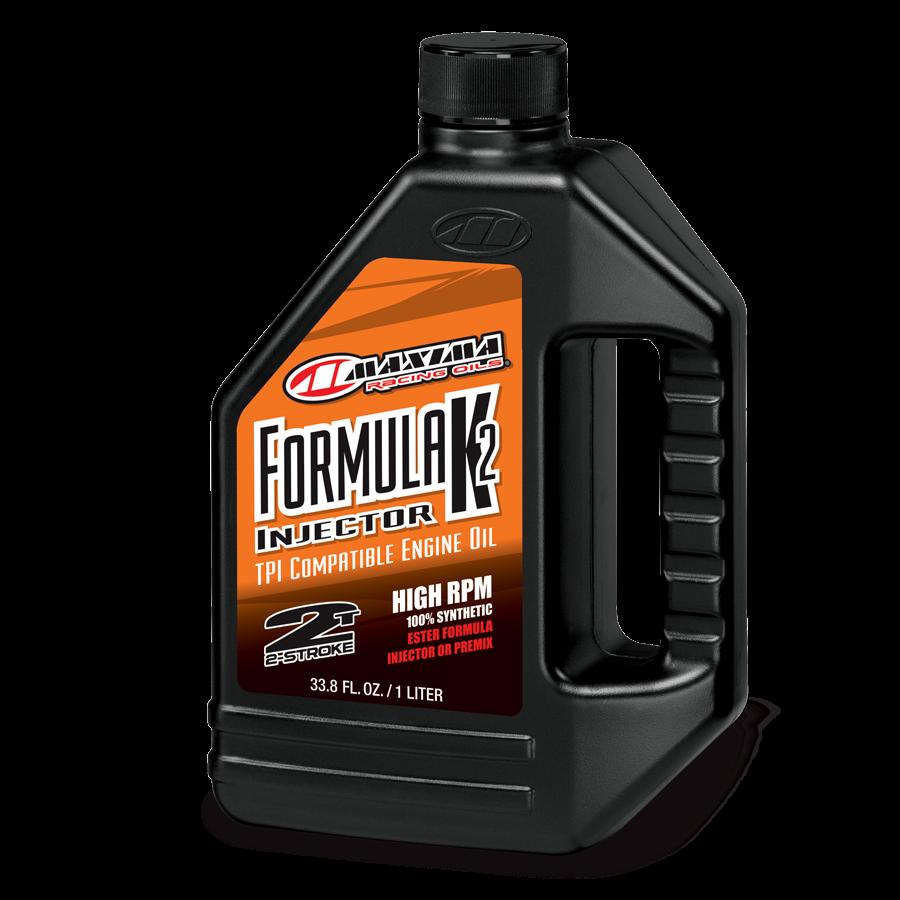 Maxima FORMULA K2 INJECTOR (KTM TPI) - 1 Liter - MX-Special-Parts Onlineshop für MX Motocross Enduro Sport