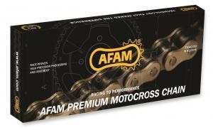 AFAM OFFROAD-KETTE 520MX4-G, 118L, GOLD