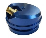 High-Volume Gas Cap - KXF450/WR450, blau