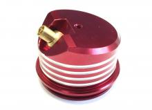High-Volume Gas Cap - CRF250, rot