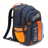 BUD RACING Rucksack Marine / Orange