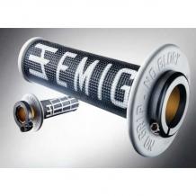 ODI Lock-On EMIG Schraub-Griffe 4T schwarz/weiß