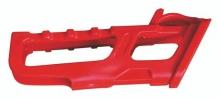 Kettenführung Honda CRF 250/450 - rot