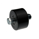 S-TECH Kettenrolle unten 34 x 24 mm (ohne Lager)