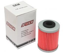 S-TECH Ölfilter ST157 (KTM, Beta) kurz