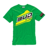 BUD RACING T-Shirt Jump grün