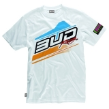 BUD RACING T-Shirt Jump weiß