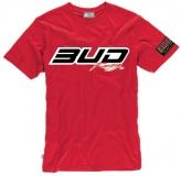 BUD RACING T-Shirt Logo-tee rot