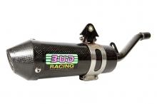 BUD Carbon Endschalldämpfer KTM 125 SX (04-15)